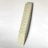 Expandable Plastic Card Rack