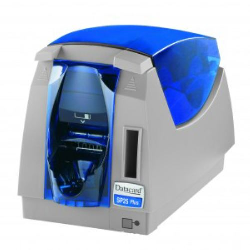 Datacard Sp25 Plus Id Card Printer Pack