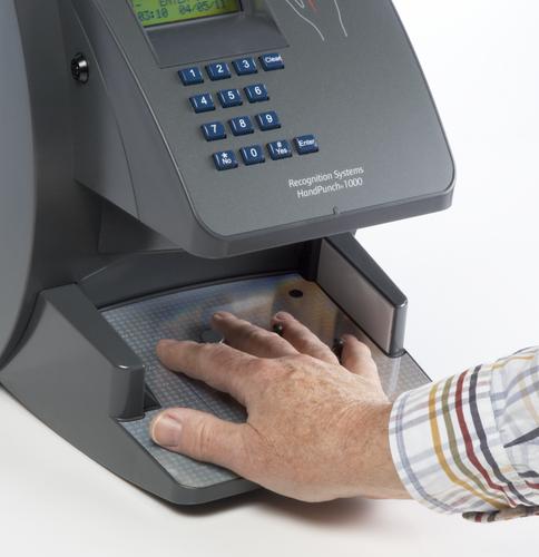 Handscan Clocking