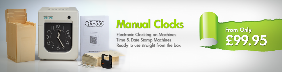 Manual Clocking Systems